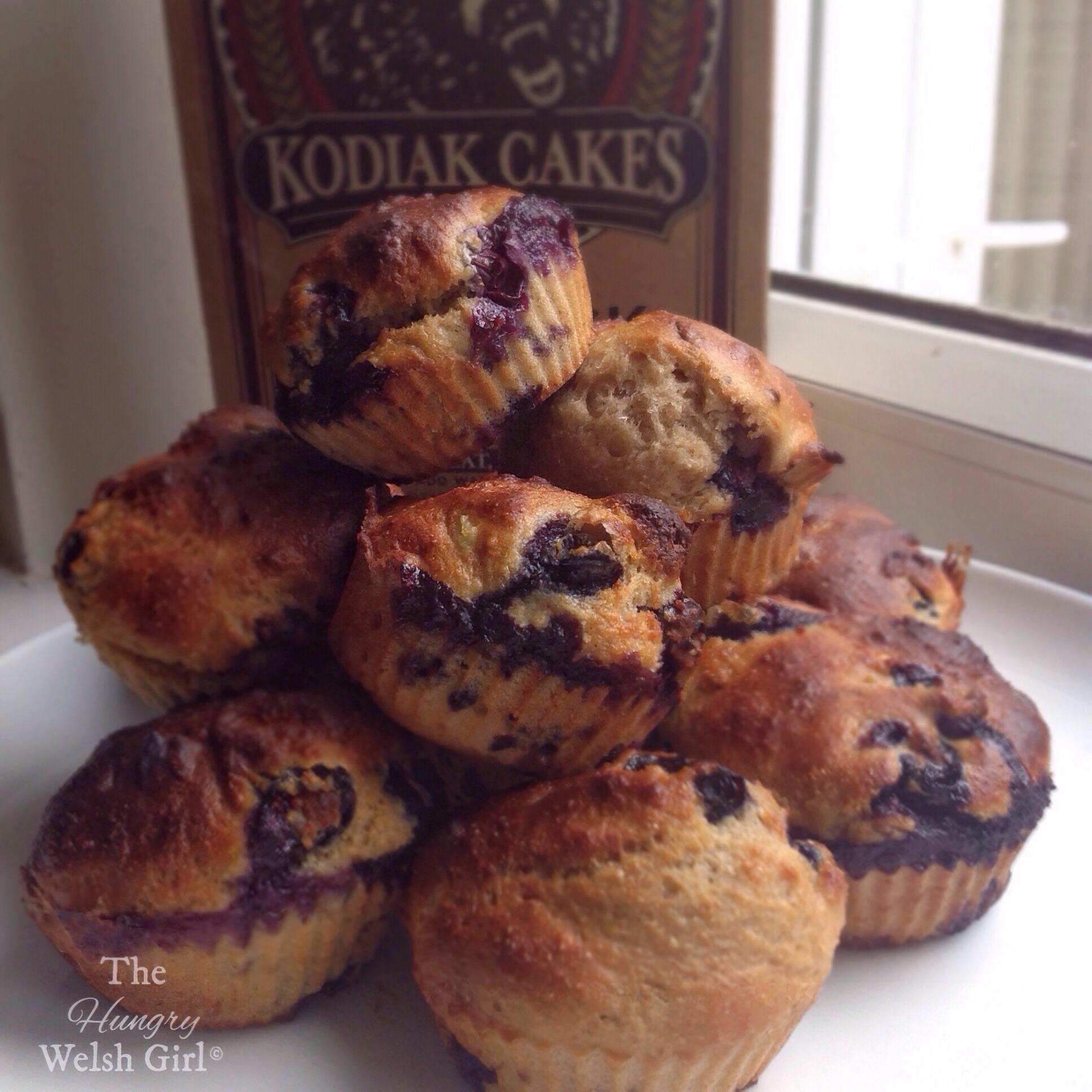 Kodiak Cakes Power Cakes Muffins Recipe
